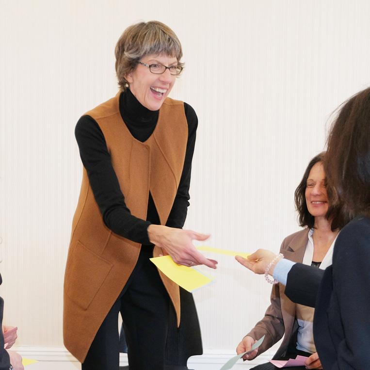 Claudia Seidel Coach im Businesskontext Berlin