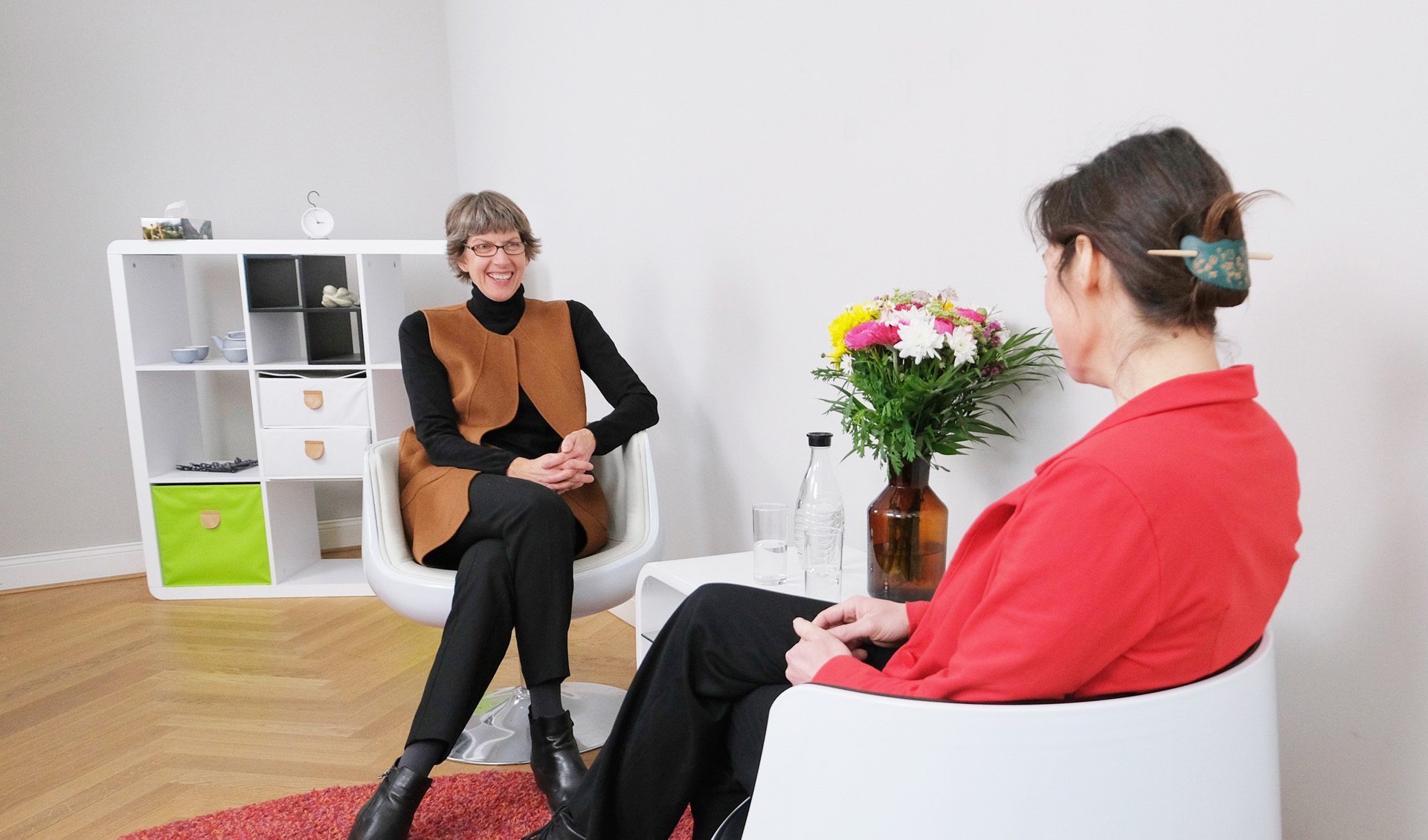 Claudia Seidel Leadershipcoach Berlin international