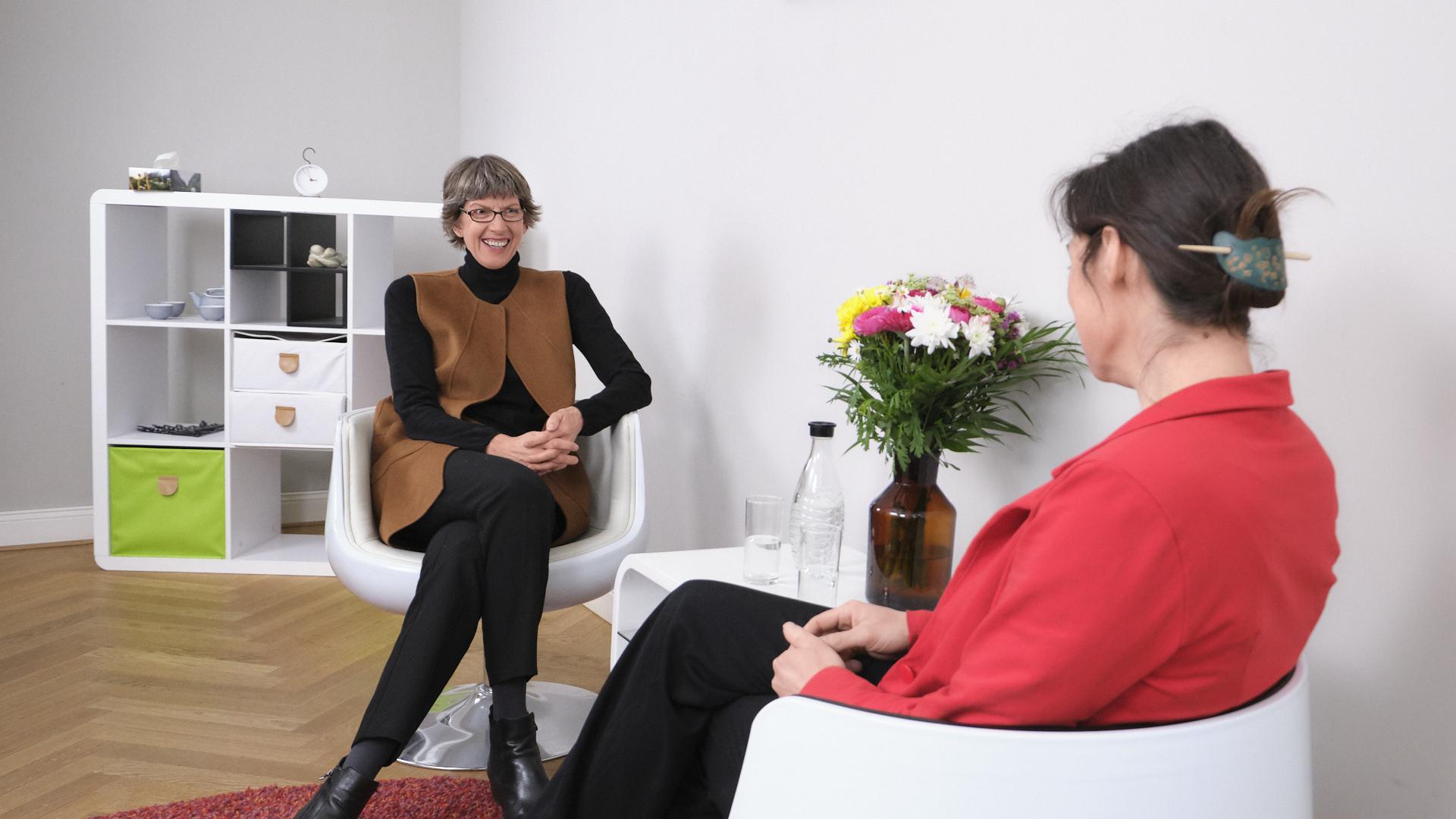 Claudia Seidel Businescoach und Teamcoach - ührungskräftecoaching in Berlin